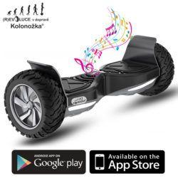 Kolonožka ROVER s mobilní aplikací