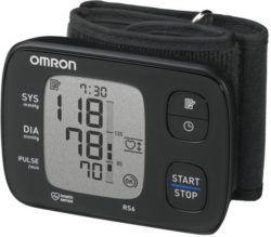Omron RS6 - test tlakoměrů